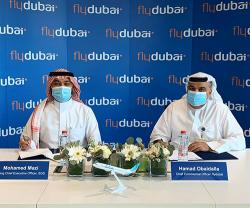 flydubai Signs Agreement with Saudi Ground Services Company