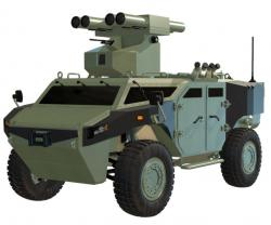 FNSS, Undersecretariat for Defense Industries Sign Anti-Tank Vehicle Project