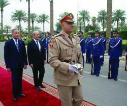 French Defense Minister Visits Iraq