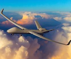 GA-ASI's Predator B Demos Threat Radar Detection