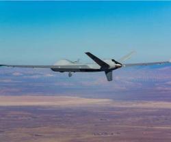 GA-ASI Unveils SkyGuardian™ Remotely Piloted Aircraft