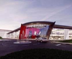 Gama Aviation Unveils Sharjah Facility's New Architecture