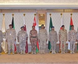 GCC Chiefs-of-Staff Conclude 15th Meeting in Kuwait