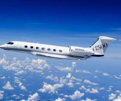 Gulfstream G500 on Schedule for Certification
