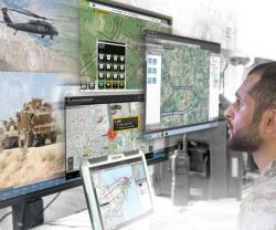Harris Demos Connected Battlefield Technologies at IDEX