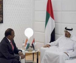 Indian National Security Advisor Visits UAE