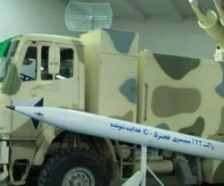 Iran Unveils Five Combat, Defense Products