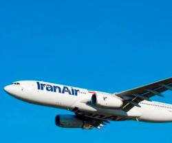 Iran Air Receives its First A330-200 Aircraft