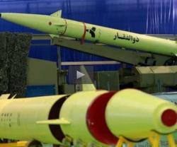 Iran Starts Production of Zolfaqar Missiles