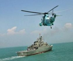 Iran, Italy Stage Joint Naval Wargames