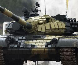 Iran Building Explosive Reactive Armor (ERA)