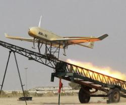 Iran's Ground Force Expanding Drone Fleet