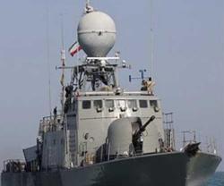 Iran Building 4th Peykan-Class Warship