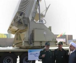 Iran Unveils Turbojet Engine, Bavar 373 Air Defense System