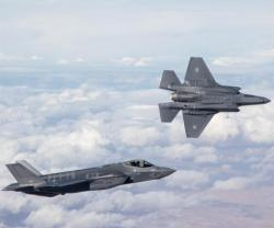 Israel Receives Three New F-35 Fighter Jets