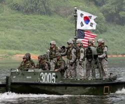 US, South Korea Start Joint Military Exercise
