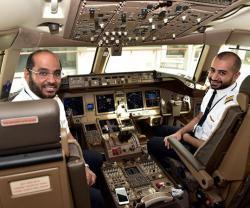 Kuwait Airways B777-300ER Makes Maiden Flight to Dubai