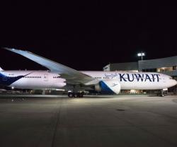 Kuwait Airways Unveils Dynamic New Livery