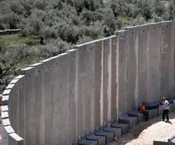Israel Completes 8.5% of Border Wall with Lebanon