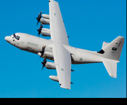 Lockheed Martin Delivers Two KC-130J Super Hercules to Saudi Arabia