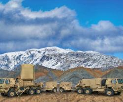 Lockheed Martin's Q-53 Radar Demos Counter-UAS Capability