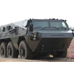 Mack Defense, JWF Industries Partner for Lakota 6x6 Vehicle System Assembly