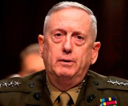 General James Mattis Named U.S. Secretary of Defense