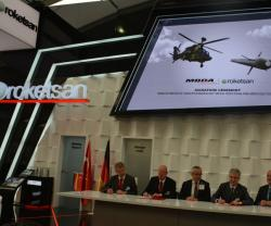 Roketsan, MBDA Deutschland to Expand Cooperation