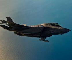MBDA Wins Asraam Production Order for UK's F-35s