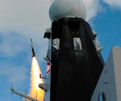 MBDA to Support Royal Navy Type 45 Destroyers' Sea Viper