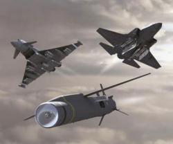 MBDA Showcases SPEAR Precision Strike Missile for F-35