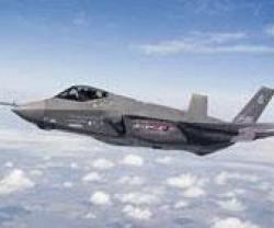 F-35 Tests Suspended After Device Failure
