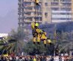Intersec 2012 Lures Fire Fighting & Rescue Missions