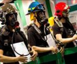 Intersec 2012 Lures Personal Protective Equipment