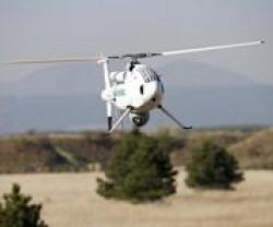 1st Heavy Fuel Engine Flight for Schiebel's Camcopter S-100