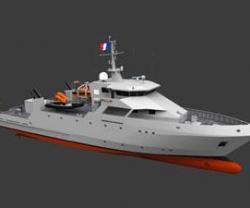 PIRIOU Registers Maritime Training Ship Order