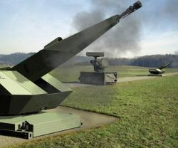 Rheinmetall Wins Kuwaiti, Asian Air Defense Orders