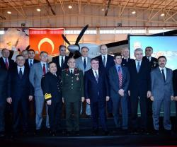 Thales Delivers 1st Maritime Surveillance Aircraft to Turkey