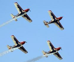 Al Ain Aerobatics Show