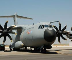 Airbus Military Services Logistic Hub Starts Operations