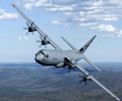 Saudi Arabia Orders 2 C-130J Super Hercules