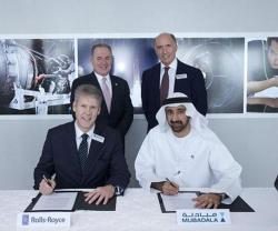 Abu Dhabi to Join Rolls-Royce MRO, Manufacturing Network