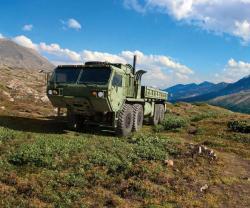 Oshkosh MSVS SMP Vehicles Bid for Canadian Order