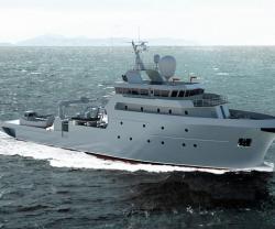 PIRIOU & DCNS to Supply 3 Ships Based Overseas to DGA