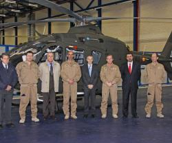 Spanish Ministry of Defense World's Leading EC135 Operator
