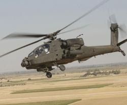 Iraq Requests Support for APACHE Lease