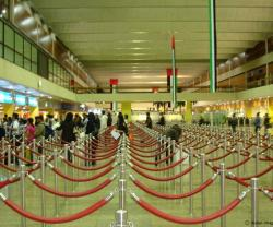 Dubai Airport Hits Record 66.4 Million Passengers in 2013