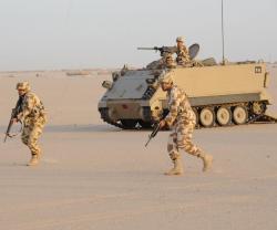 Egypt, Jordan Possible Members of Peninsula Defense Shield