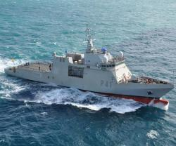 Navantia Delivers 2 New OPV's to the Spanish Navy