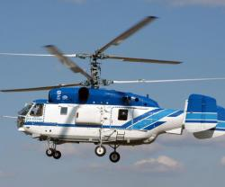 Russian Helicopters at ILA Berlin Air Show